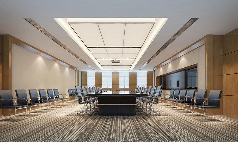 会议室声学设计方案