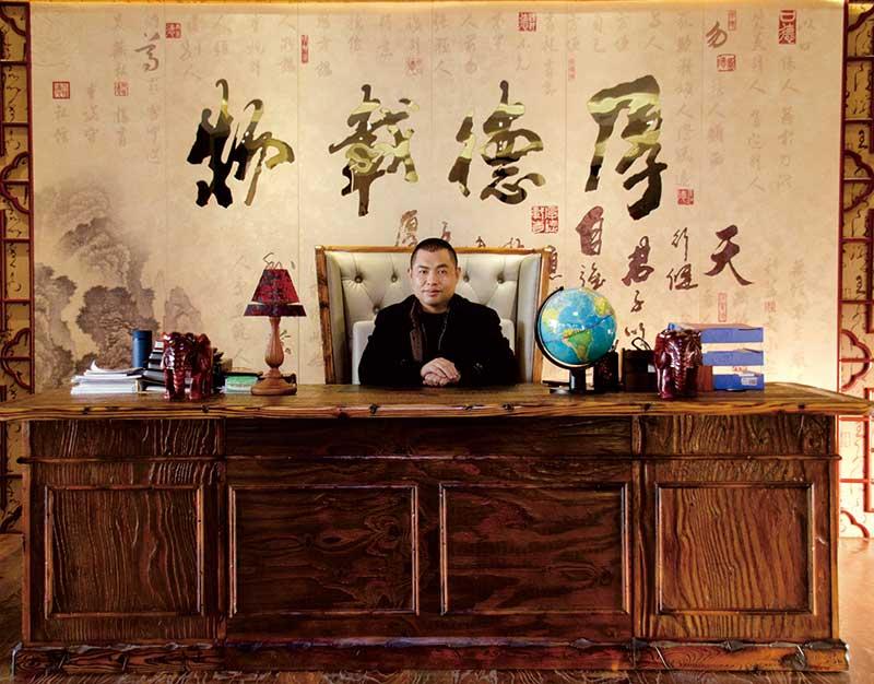 佛山天戈科技有限公司董事长——黄小刚先生
