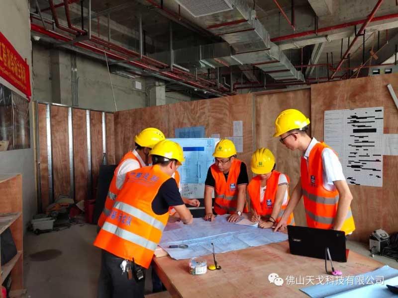 天戈声学设计及施工团队