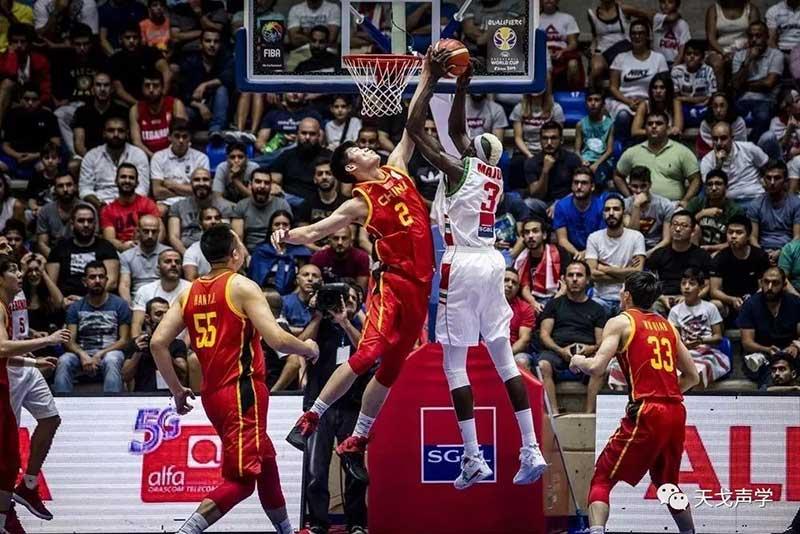 2019年国际篮联篮球世界杯亚洲区预选赛