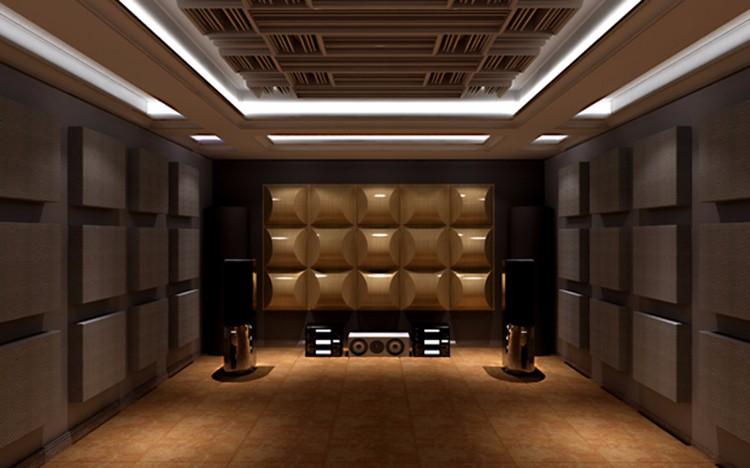 听音室的声学设计
