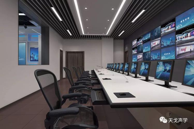 演播室室内声学设计及控制要点