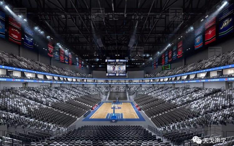 以2019男篮世界杯佛山赛区场馆为例,剖析体育馆声学设计