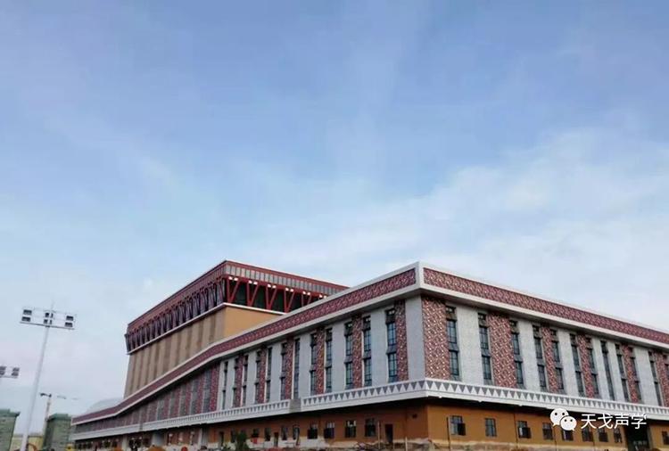 广西崇左体育中心
