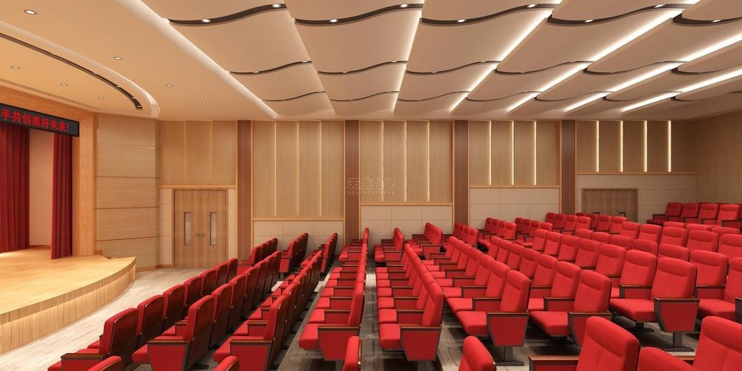 安徽芜湖报告厅声学设计