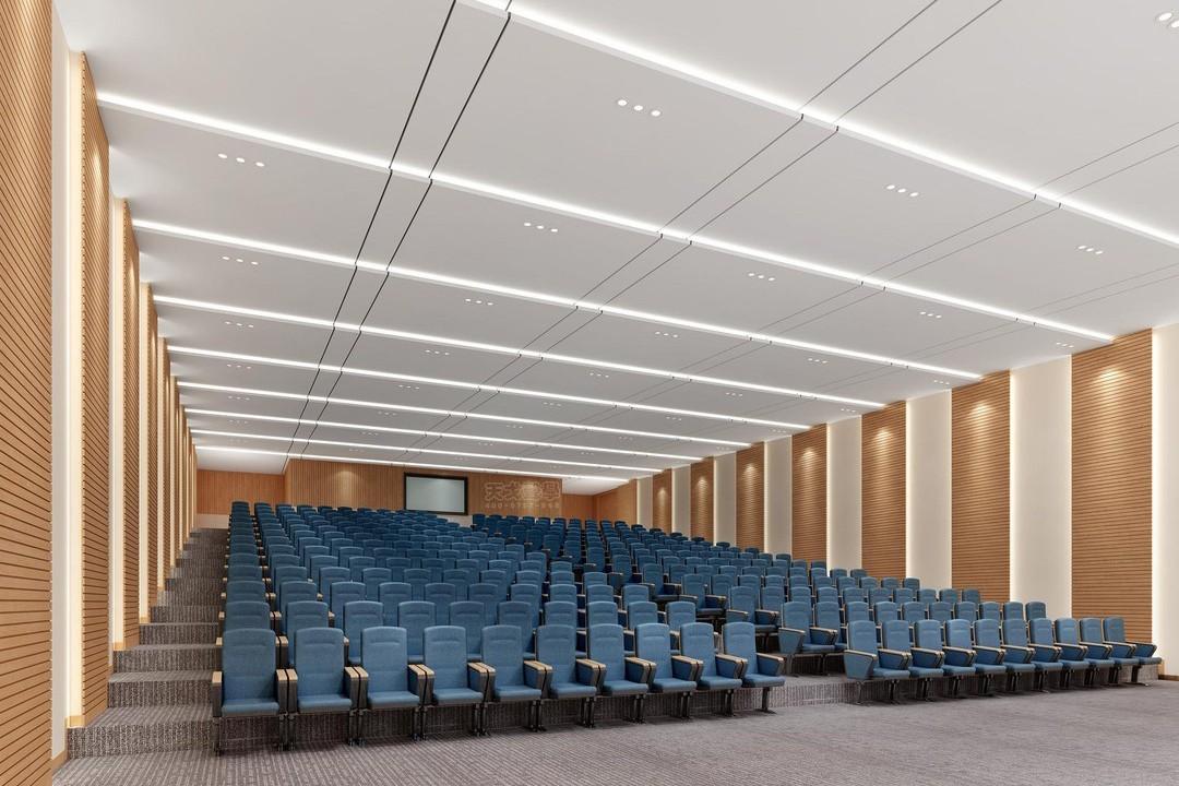 重庆报告厅声学设计