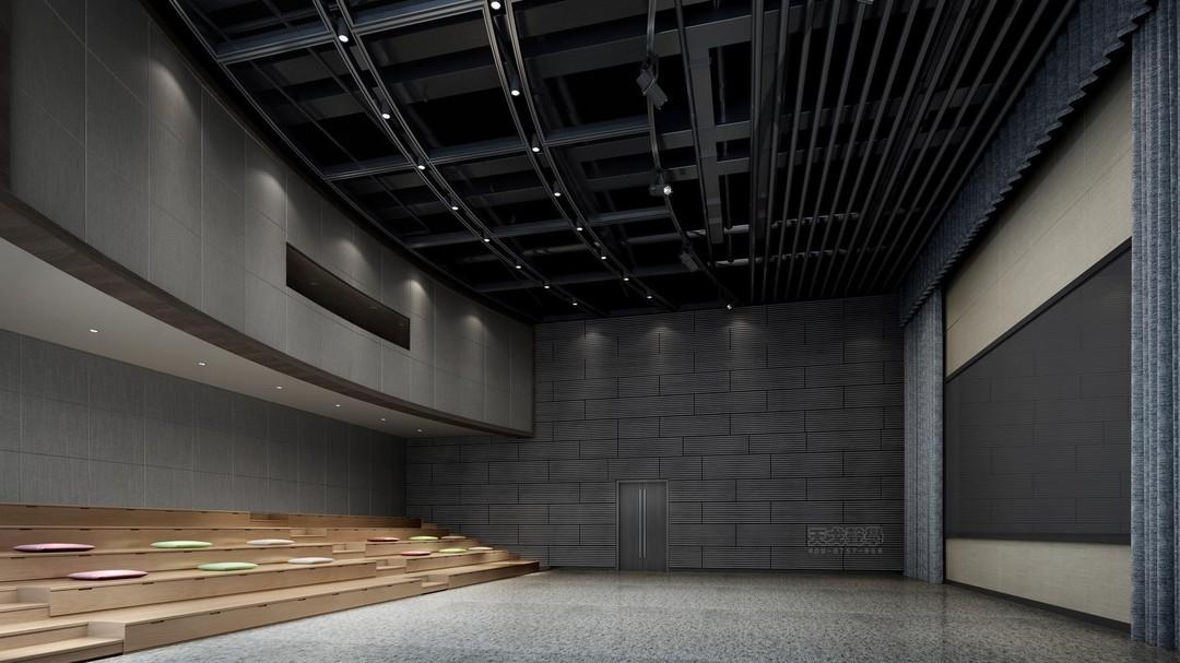 广西柳州文化艺术中心声学设计