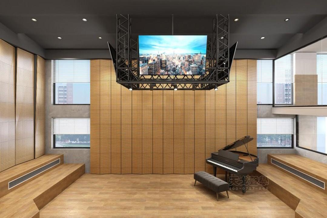 河南开封钢琴演奏室声学设计