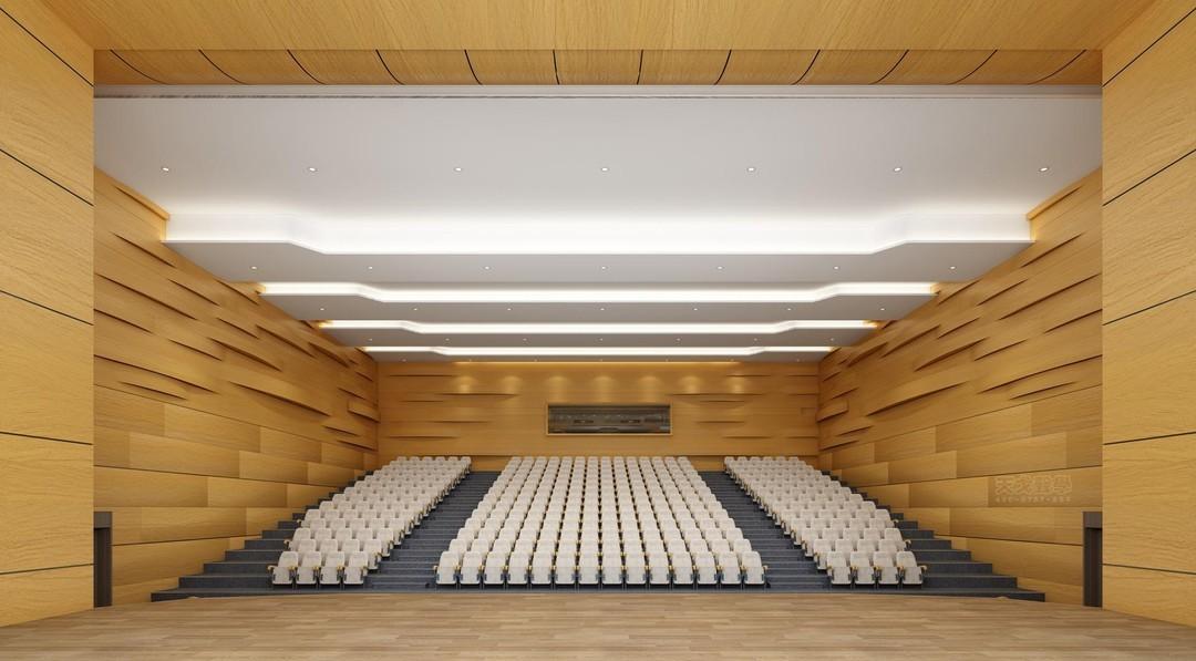 四川成都文化中心声学设计
