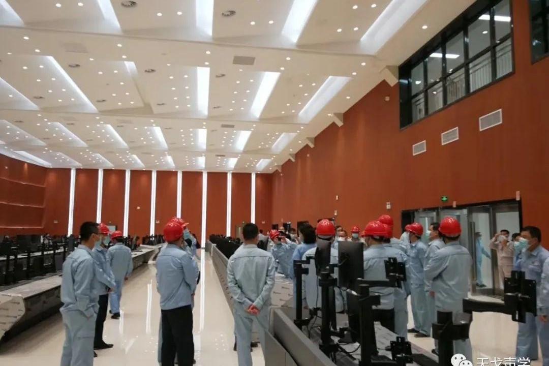 中科(广东)炼化有限公司全厂管控中心