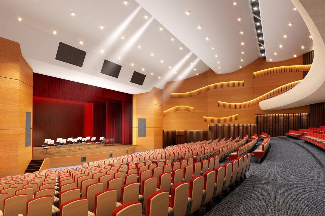 河北衡水剧院