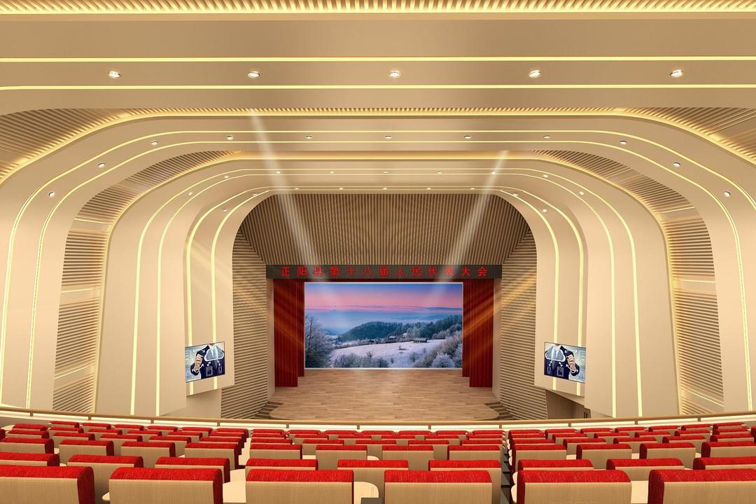 河南驻马店剧院