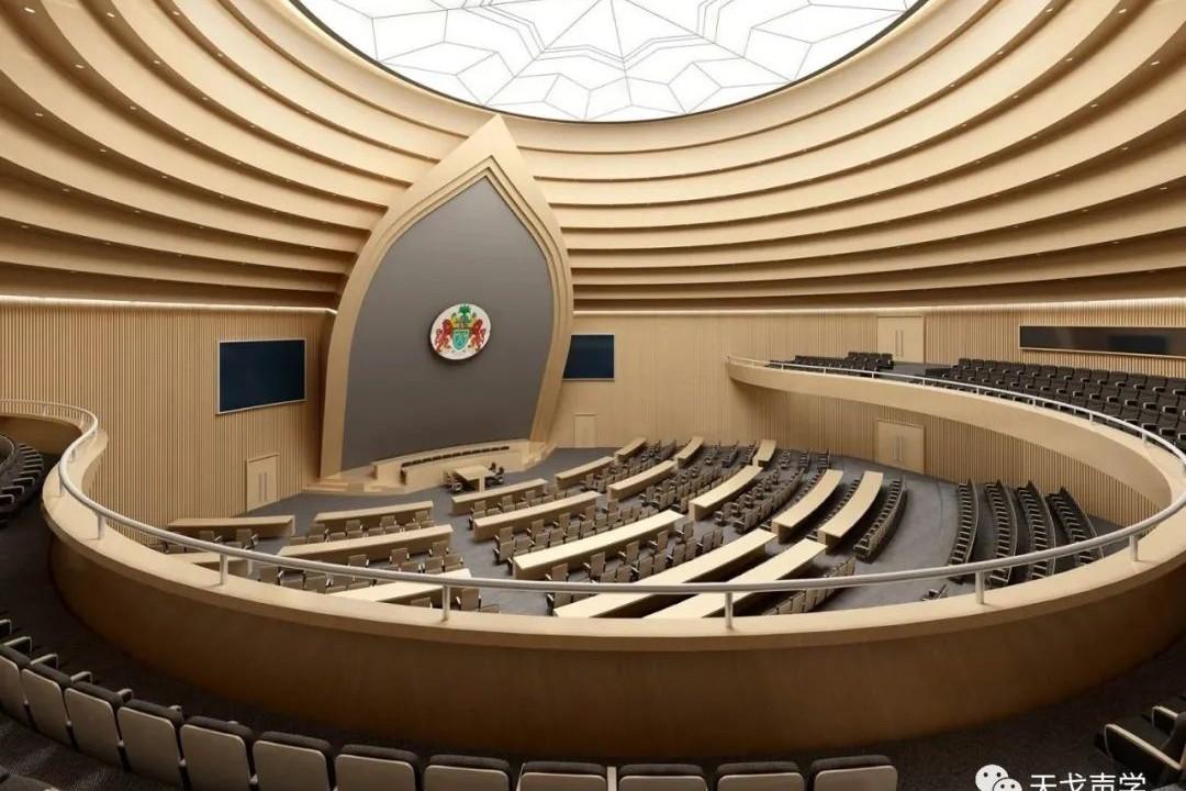 冈比亚国际会议中心-主题会议室