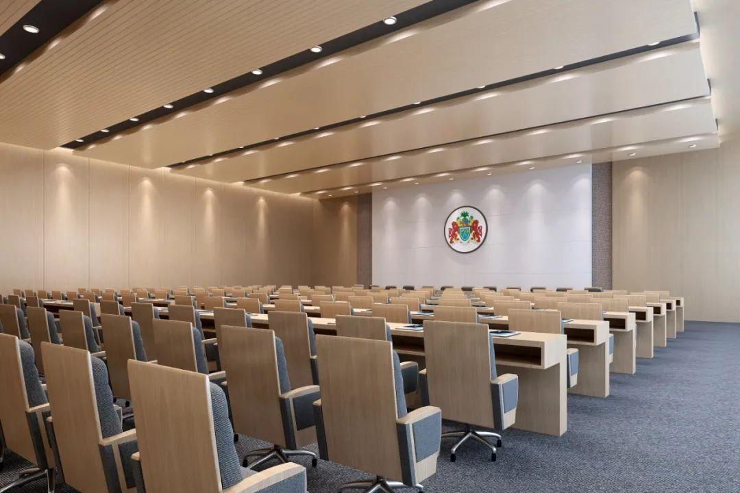 冈比亚国际会议中心-新闻发布厅
