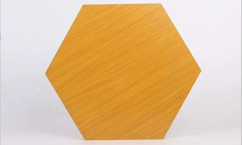 天戈声学材料六边放射板