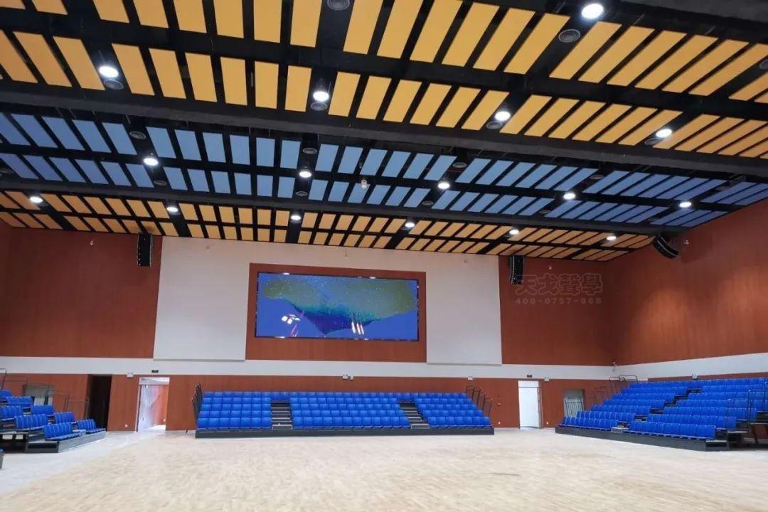 广东广州增城经济开发区体育馆-1