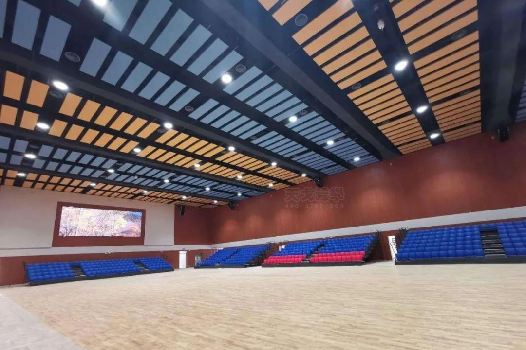 广东广州增城经济开发区体育馆-2