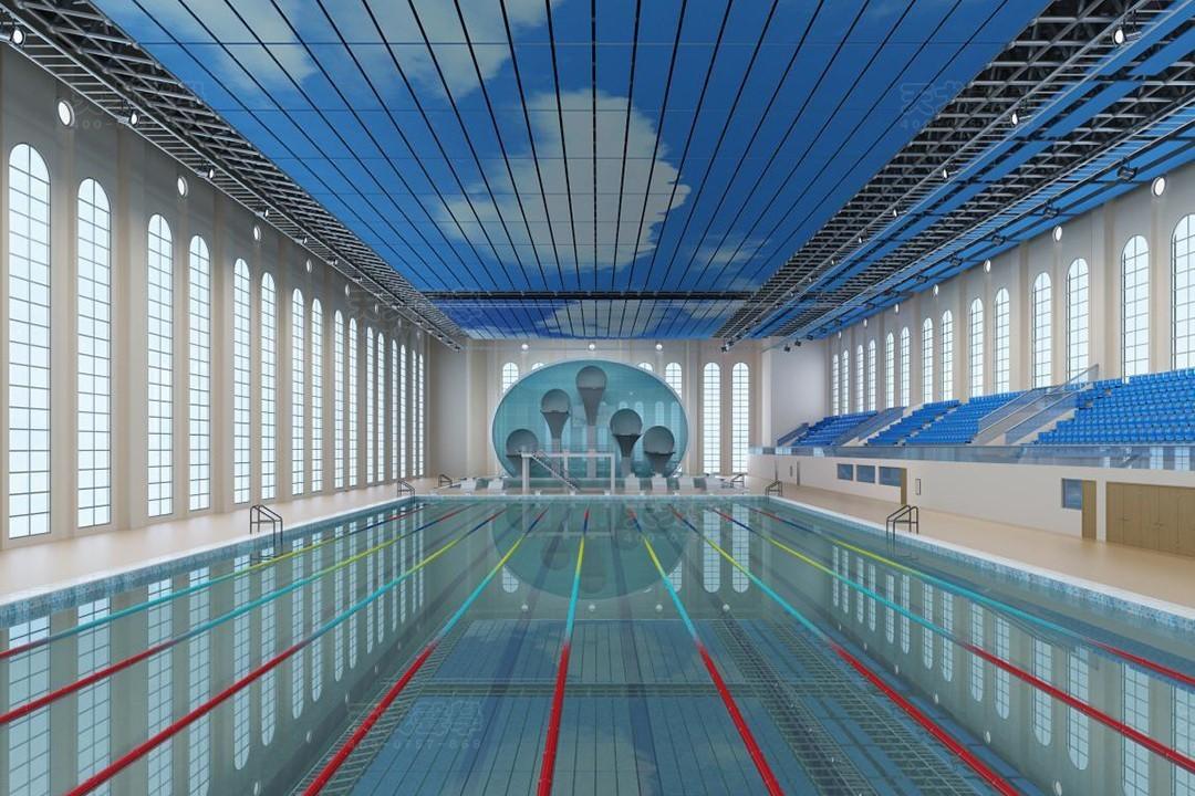 中国科学技术大学游泳馆