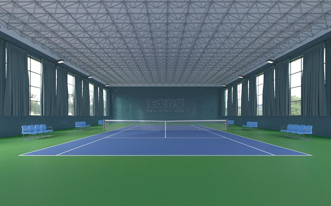 河南郑州轻工业大学体育馆