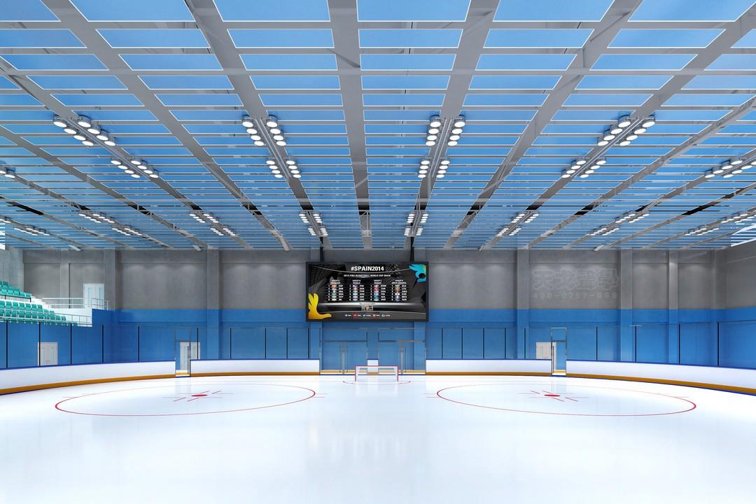 黑龙江北安冰球馆