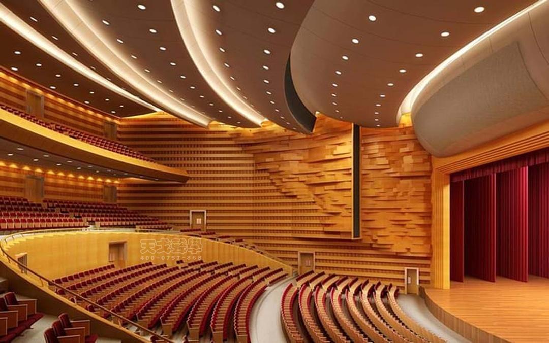 北京语言大学礼堂