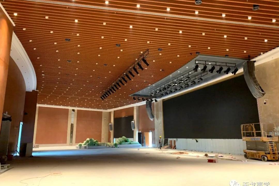 广东广州南沙滨海会展中心会议大厅-1