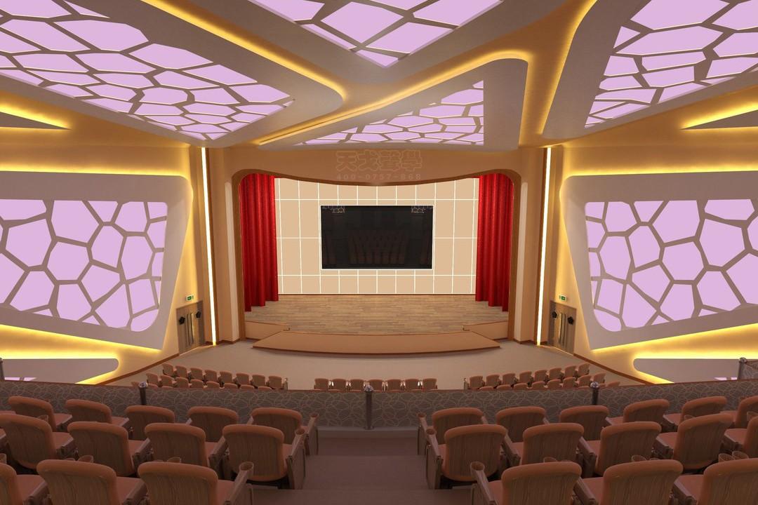 沙特阿拉伯多功能厅-1