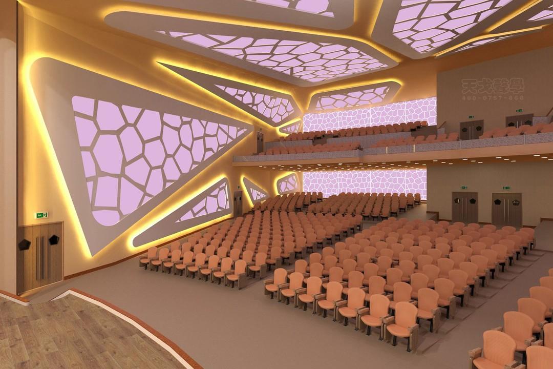 沙特阿拉伯多功能厅-2