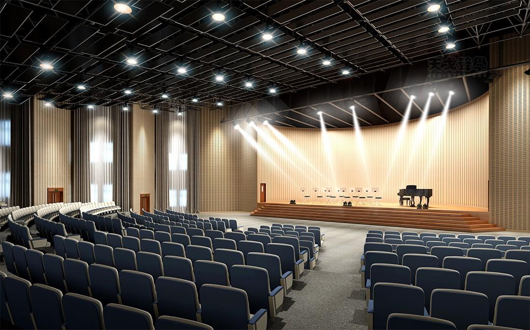 卢旺达多功能音乐厅