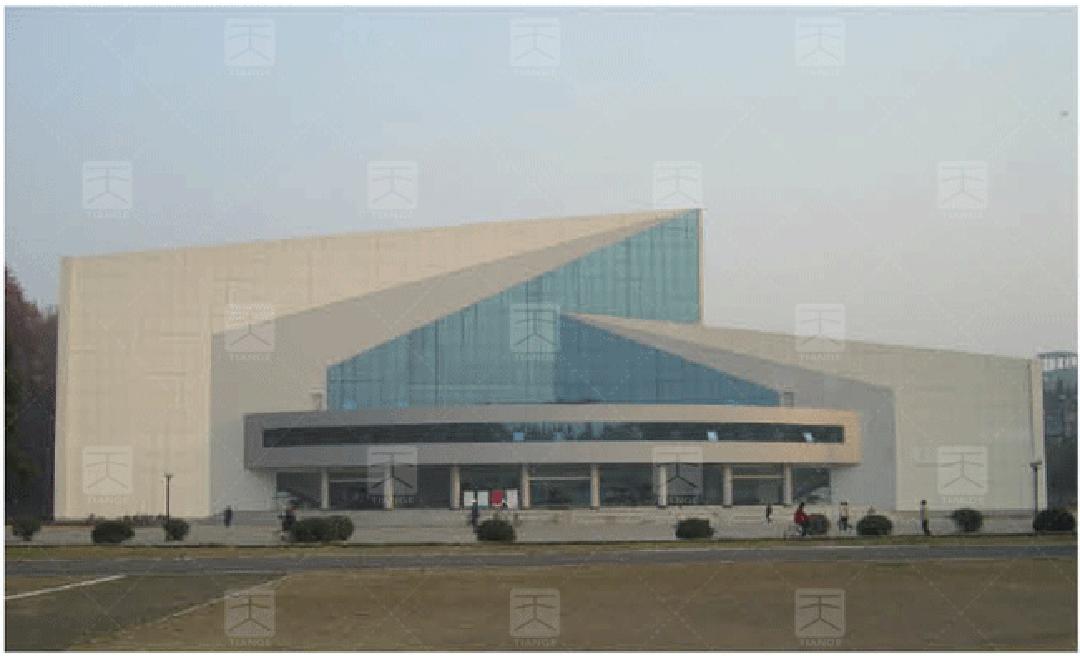 湖北武汉海军工程大学体育馆声学设计工程