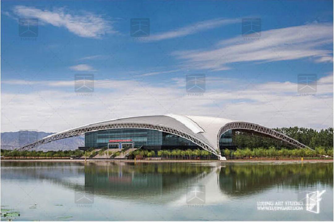 宁夏中卫体育馆