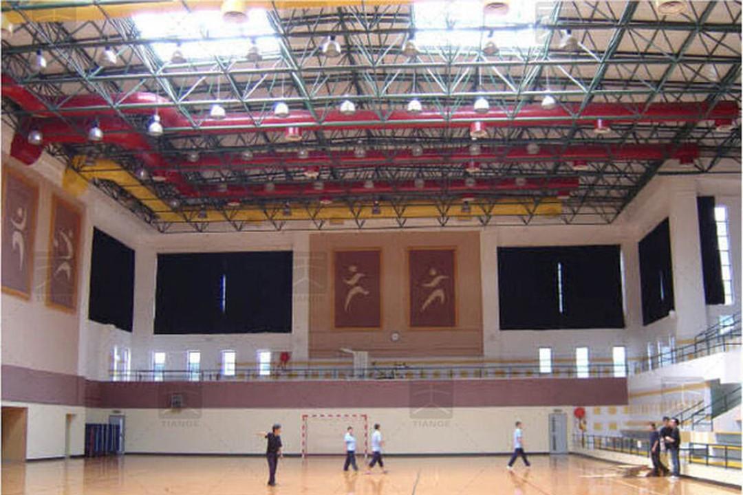 澳门中葡职业技术学校体育馆