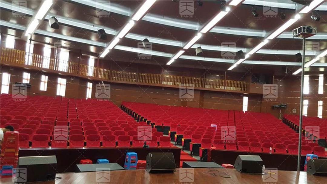 广西钦州第二中学音乐厅