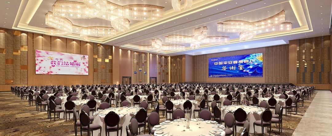 马来西亚和丽轩五星级酒店宴会厅声学工程