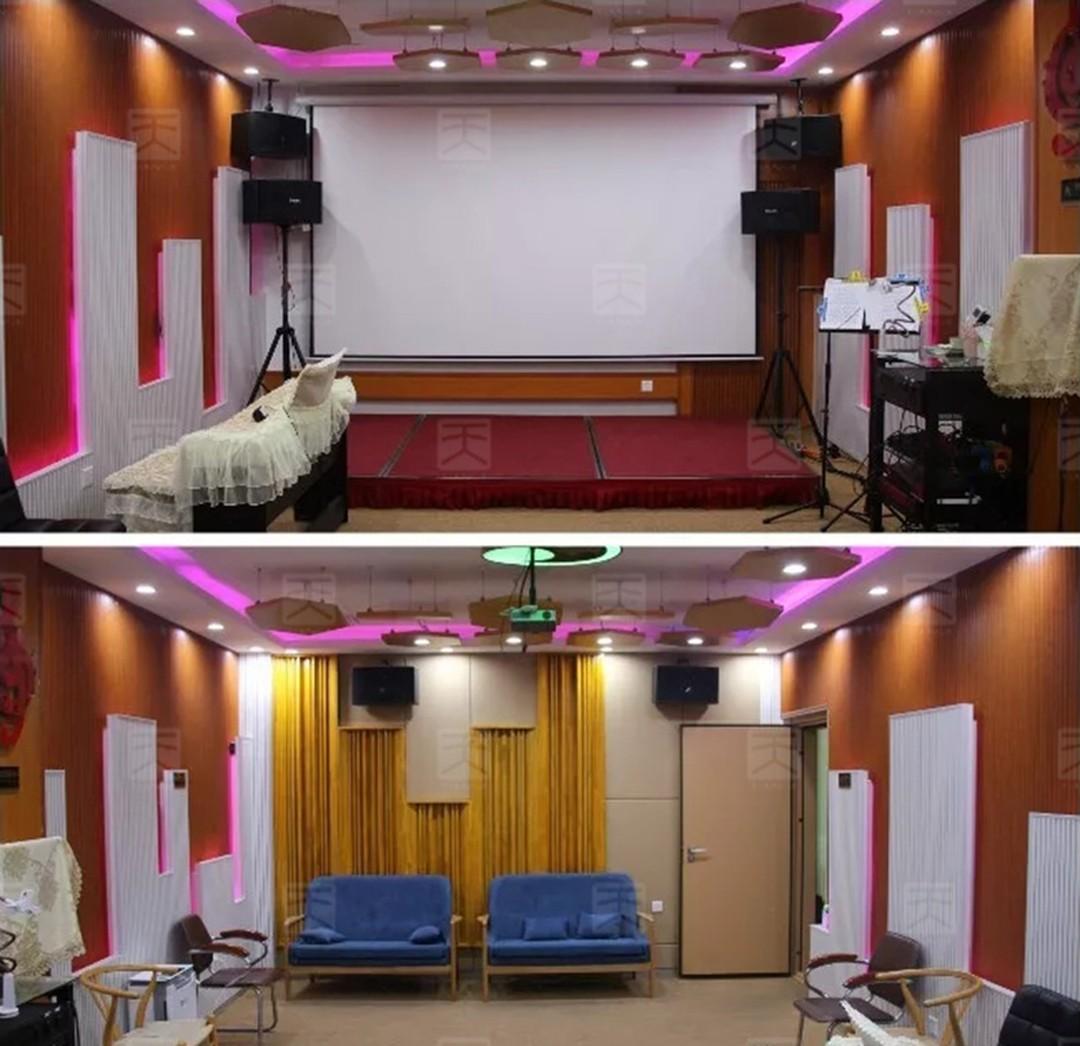 广州浩瀚文化传媒有限公司音乐排练室声学工程
