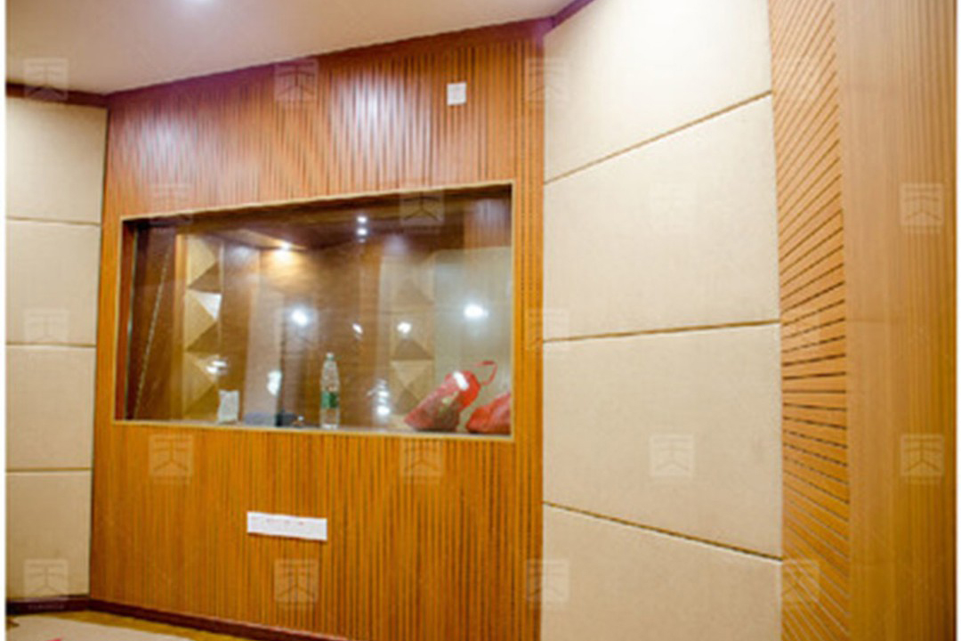 广东广州米蒂动漫录音棚声学工程