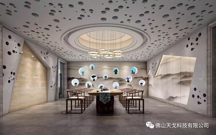 2019更上一层楼|祝贺天戈声学装饰设计院正式成立!
