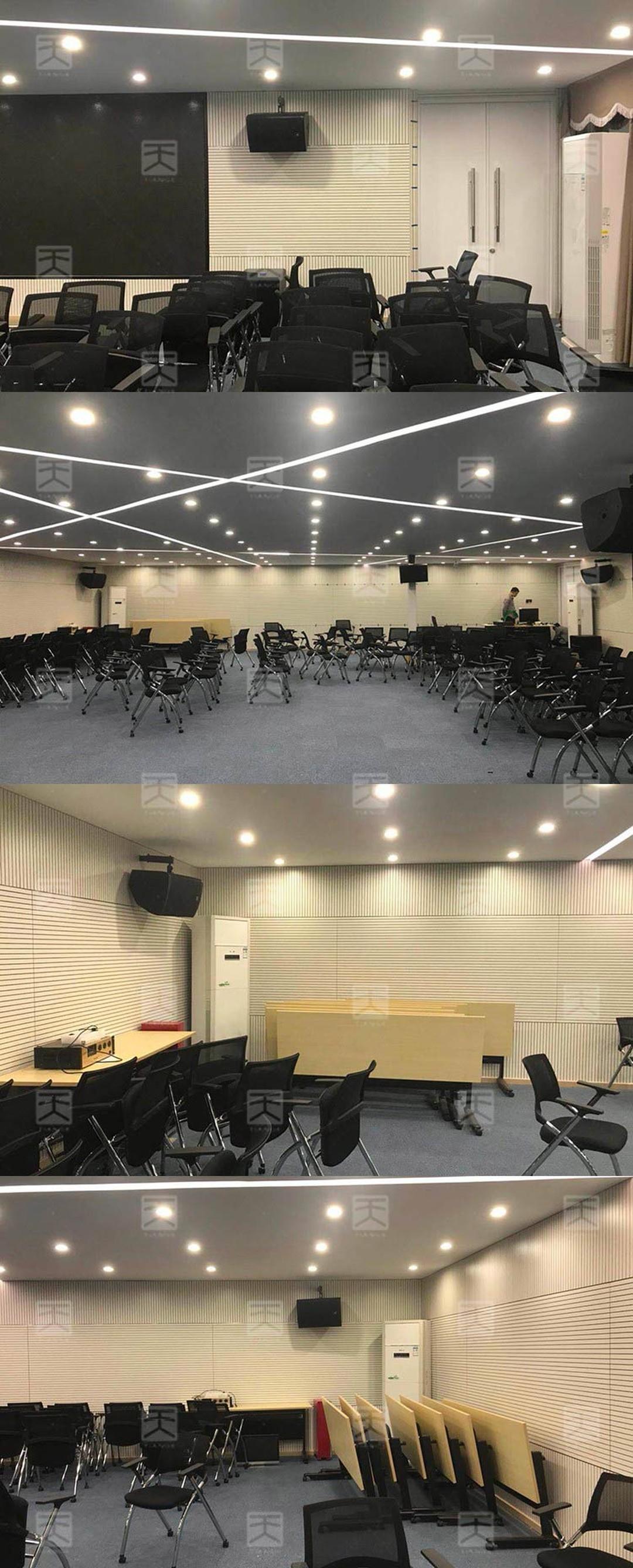 广州学山创意产业园某公司多功能厅