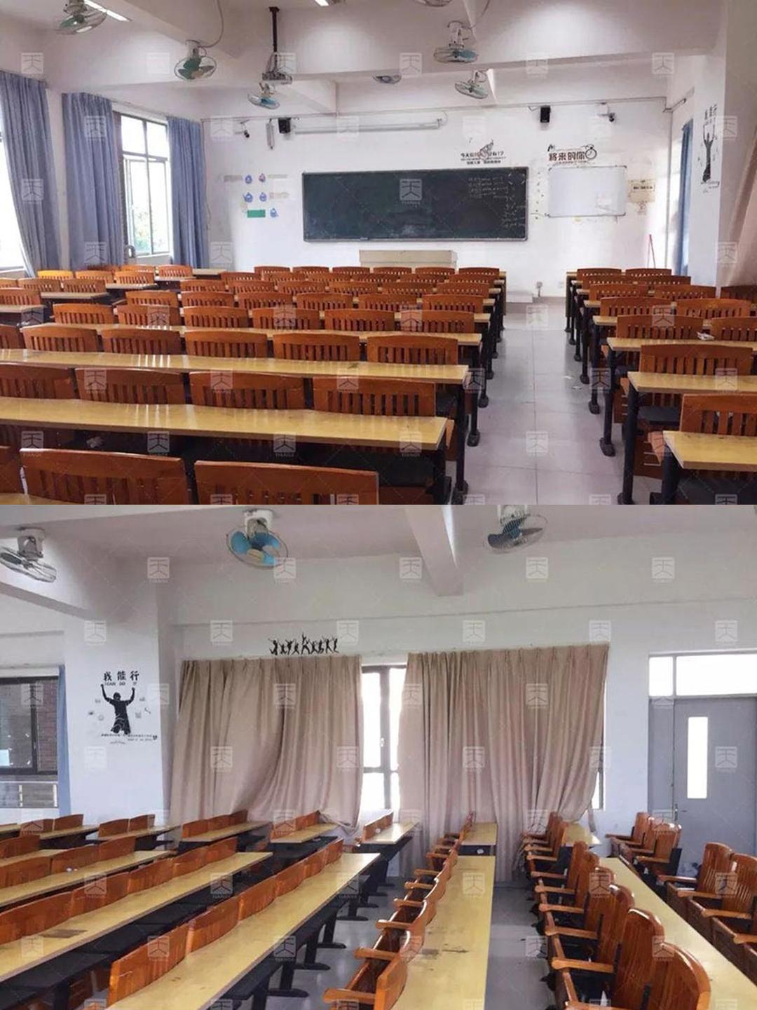 广东环境保护工程职业学院教室