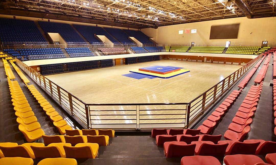 贵州省遵义市奥林匹克体育中心