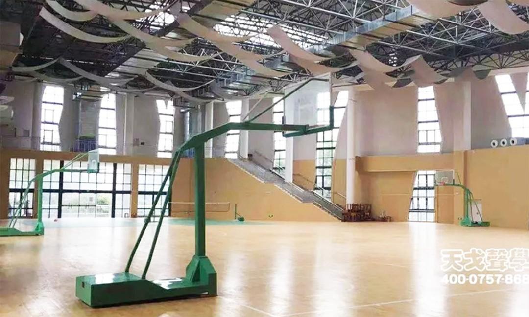 桂林市旅游职业中等专业学校风雨操场