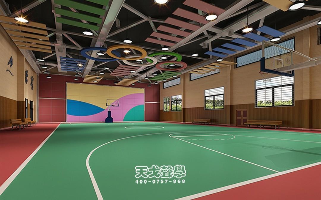 广西贵港八墉企业体育馆