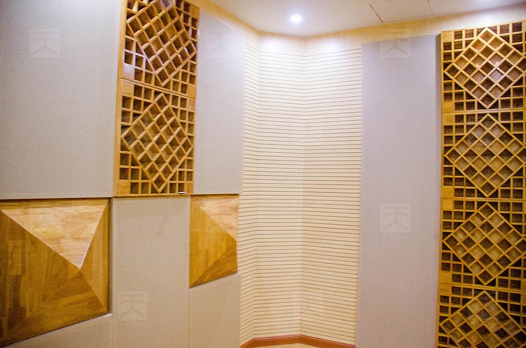 佛山里水文化中心录音棚声学设计