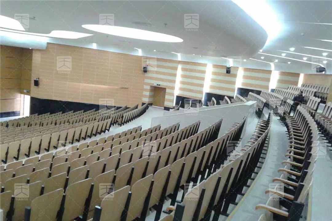 广西柳州鹿山学院大型会议室