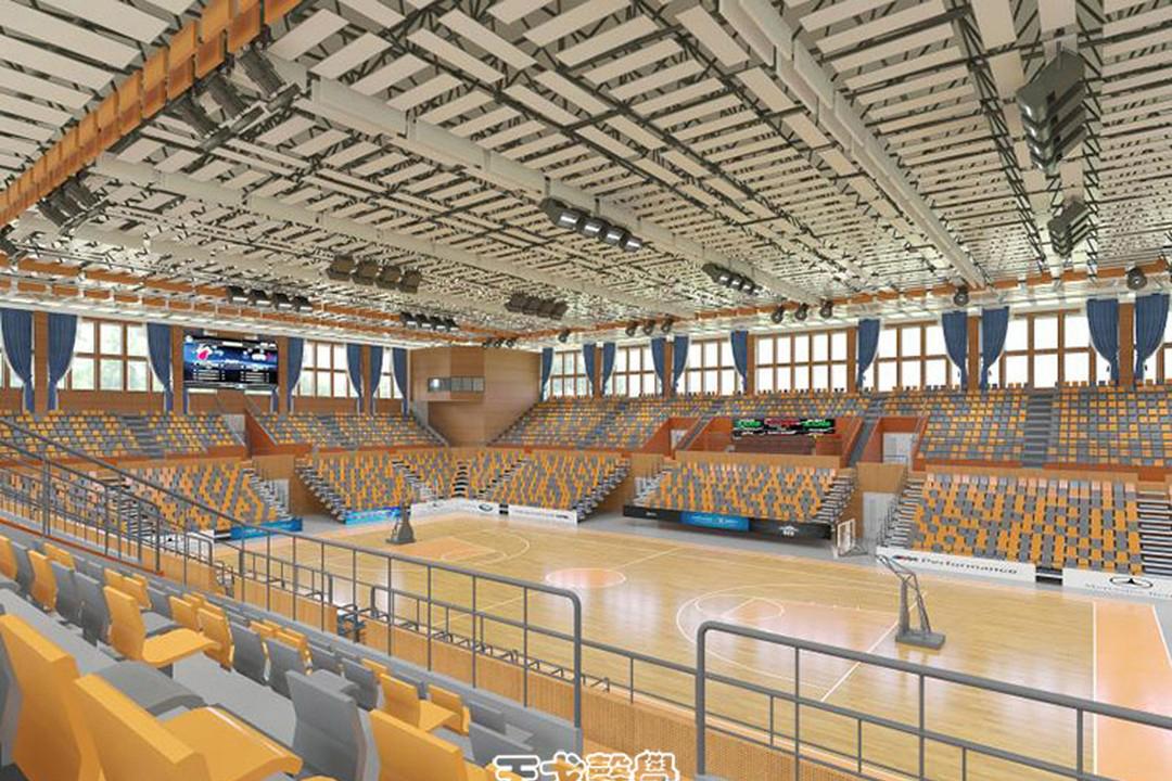 上海多功能体育馆
