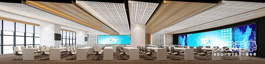 光大国际有限公司深圳总部展厅